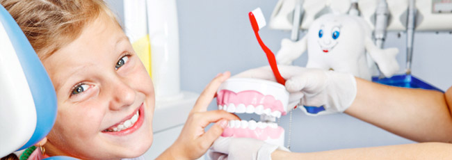 Post Treatment Care After Your Child's Dental Appointment