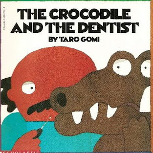 the crocodile and the dentist book 2