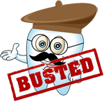 6 tooth myths busted logo 4